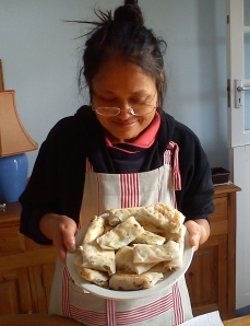 or Mama's Spring Rolls
