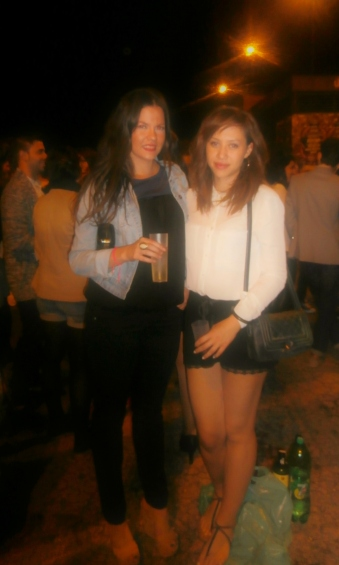 Being Spanish with my Spanish girl, Botellón, Granada