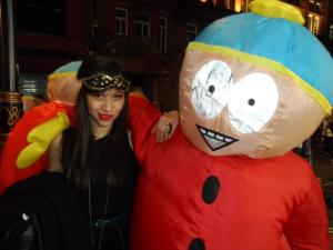 Throwback of me and Cartman NYE before