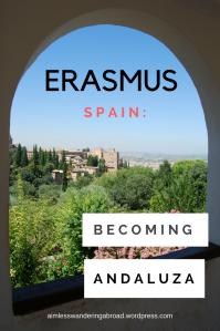 Becoming Andaluza