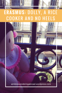 Dolly, a Rice-cooker and No Heels