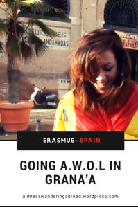GOING A.W.O.L IN GRANA_A